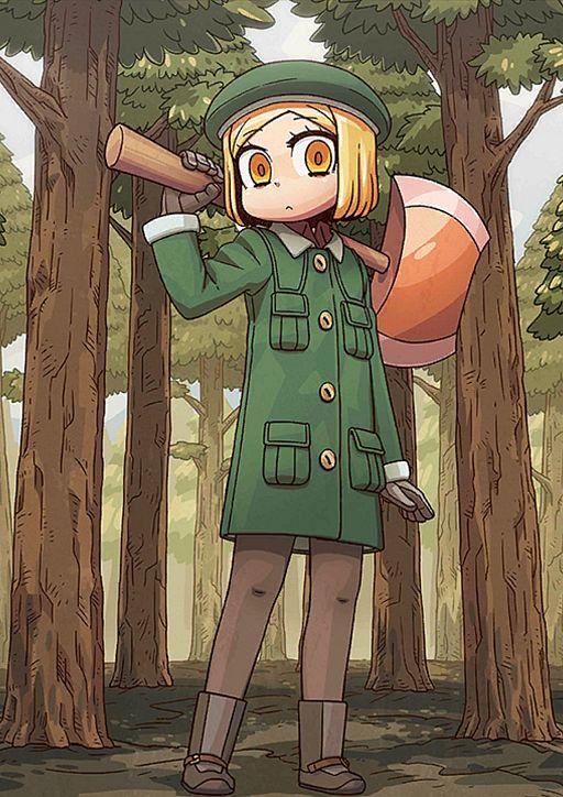 Berserker (Manga de Wakaru! FGO) - Manga de Wakaru! FGO