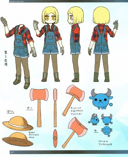 Tags: Anime, Riyo, DELiGHTWORKS, Fate/Grand Order material V, Fate/Grand Order, Berserker (Manga de Wakaru! FGO), Scan, Official Art