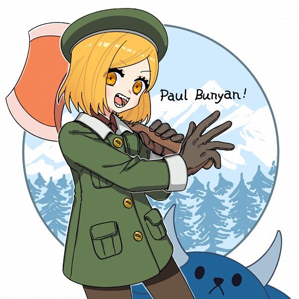 Tags: Anime, Pixiv Id 13462572, Fate/Grand Order, Berserker (Manga de Wakaru! FGO), Fanart From Pixiv, Pixiv, Fanart