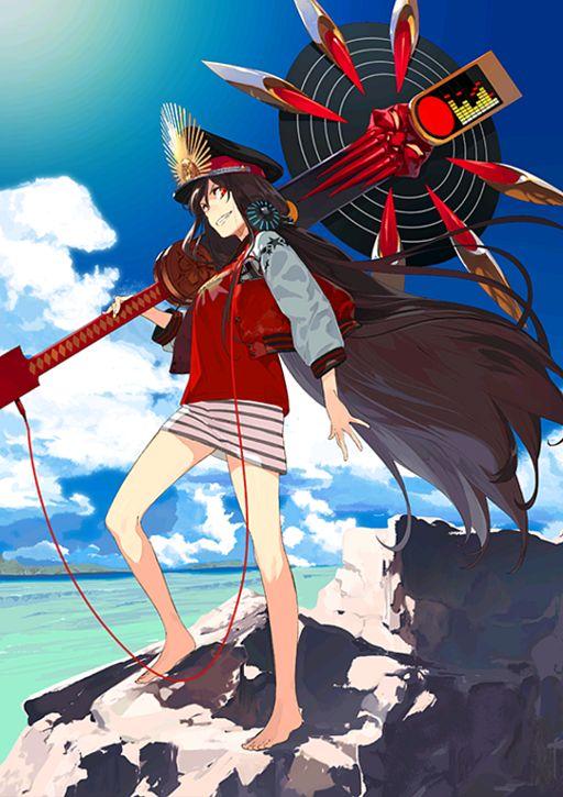 Berserker (Oda Nobunaga) - Majin Archer