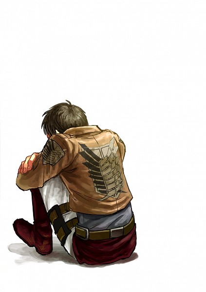 Tags: Anime, Pixiv Id 458403, Attack on Titan, Bertholdt Fubar, Fanart From Pixiv, Mobile Wallpaper, Pixiv, Fanart