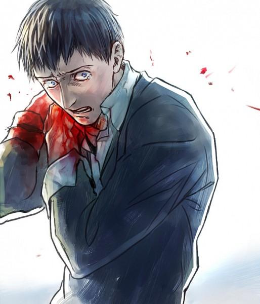 Tags: Anime, Pixiv Id 762294, Attack on Titan, Bertholdt Fubar, Pixiv, Fanart, Fanart From Pixiv