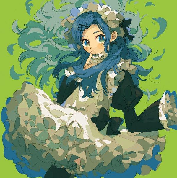 Tags: Anime, Beshinoe, Pixiv, Original