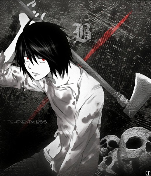 Tags: Anime, Joun Yu, DEATH NOTE, Another Note: The Los Angeles Bb Murder Cases, Beyond Birthday