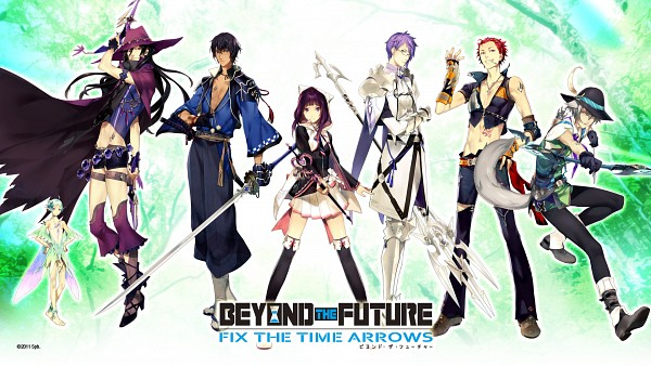 Beyond The Future -Fix The Time Arrows- - Rejet