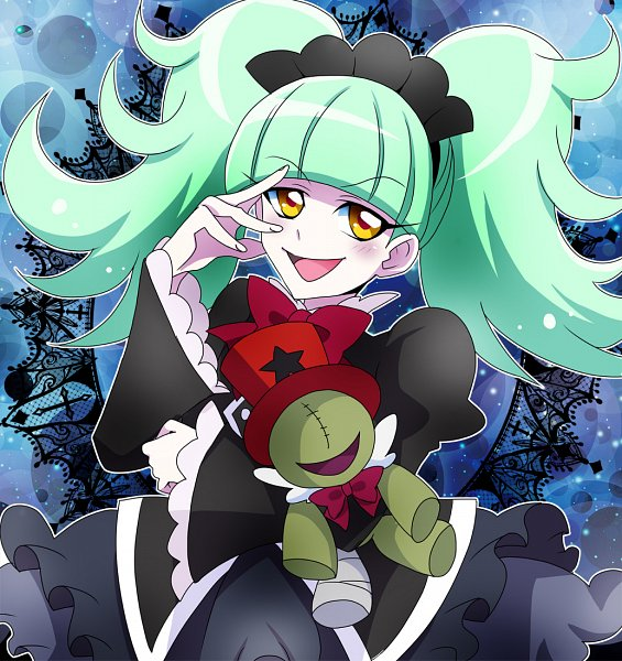 Tags: Anime, Masami (Artist), Kirakira☆Precure a la Mode, Bibury (Precure), Fanart From Pixiv, Pixiv, Fanart, Twitter