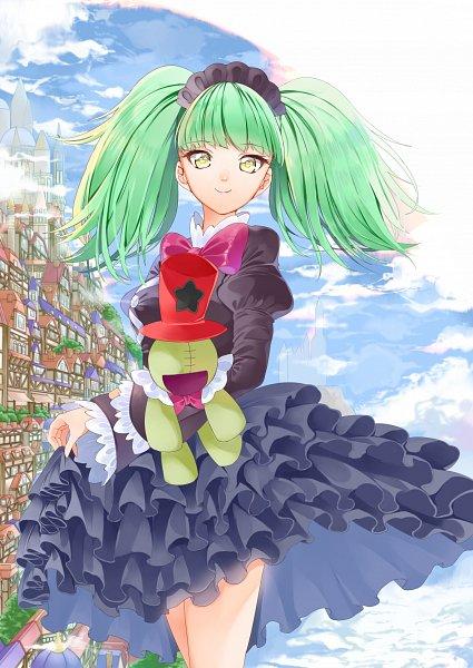 Bibury (Precure) - Kirakira☆Precure a la Mode
