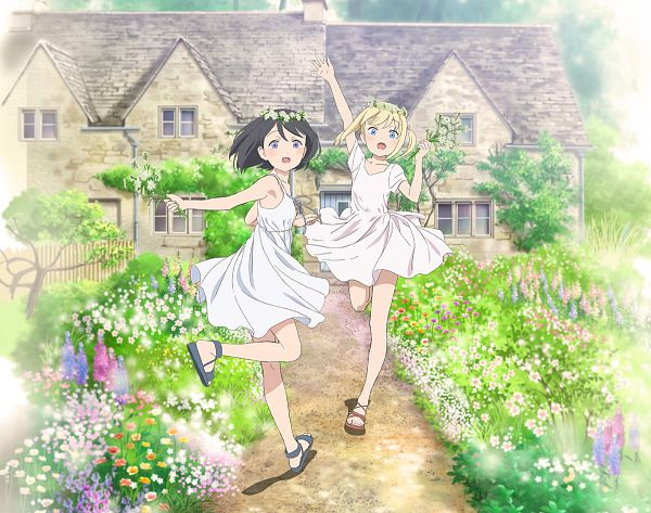 Tags: Anime, Bibury Animation Studio, Bibury Promotion, Cover Image, Official Art, Key Visual