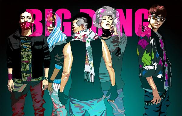 Tags: Anime, Taeyang, T.O.P, Seungri, Daesung, G-dragon, K-pop, Artist Request, Big Bang