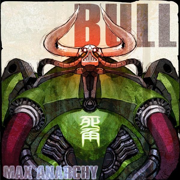 Big Bull - Anarchy Reigns