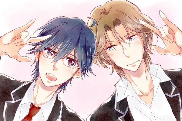 Tags: Anime, Pixiv Id 1664803, Binan Koukou Chikyuu Bouei-bu Love!, Kinugawa Atsushi, Yufuin En, Fanart From Pixiv, Pixiv, Fanart, Cute High Earth Defense Club Love!