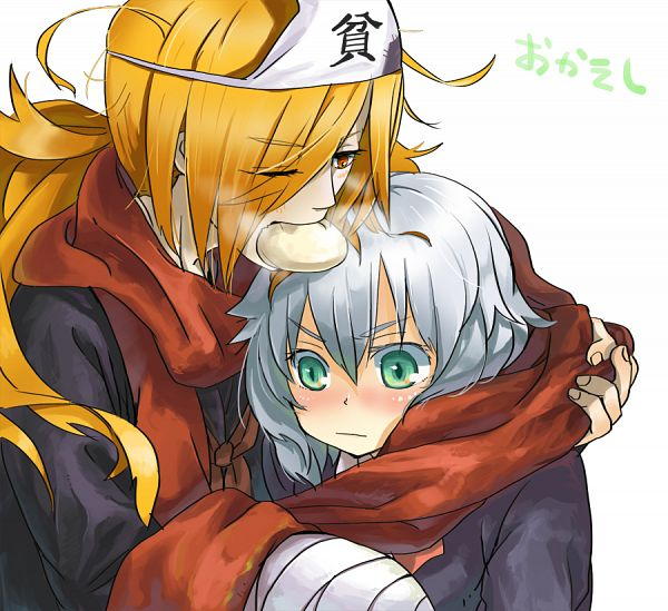 Tags: Anime, Pixiv Id 3054426, Binbougami Ga!, Sakura Ichiko, Binboda Momiji, Fanart From Pixiv, Pixiv, Fanart, Good Luck Girl!