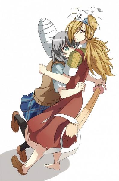 Tags: Anime, Pixiv Id 2214043, Binbougami Ga!, Binboda Momiji, Sakura Ichiko, Fanart, Fanart From Pixiv, Pixiv, Good Luck Girl!