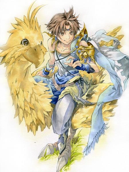 Bird Riding