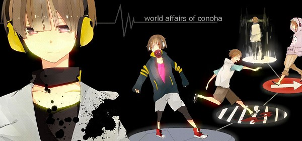 Tags: Anime, Hachi8382, Bis, Kido Tsubomi (Cosplay), Amamiya Hibiya (Cosplay), Kagerou Project (Parody), Enomoto Takane (Cosplay), Kokonose Haruka (Cosplay), Song-Over, Nico Nico Singer, Shirokuma Dance, Pixiv, Fanart