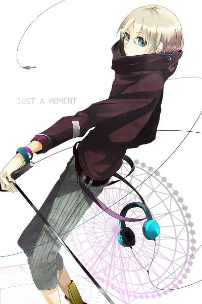 Tags: Anime, Pixiv Id 2150472, Bis, Ferris Wheel, Nico Nico Douga, Nico Nico Singer, Mobile Wallpaper, Pixiv, Fanart