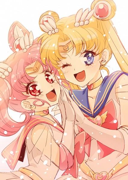 Tags: Anime, Usaki, Bishoujo Senshi Sailor Moon, Sailor Moon (Character), Sailor Chibi Moon, Chibiusa, Tsukino Usagi, Crisis Moon Compact, Mobile Wallpaper, Pixiv, Fanart, Requested Upload, Fanart From Pixiv, Pretty Guardian Sailor Moon