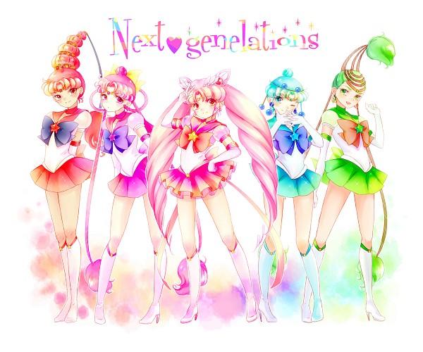 Tags: Anime, Torao (Torakmn), Bishoujo Senshi Sailor Moon, Chibiusa, Sailor Ceres, Cere Cere, Sailor Vesta, Palla Palla, Ves Ves, Sailor Juno, Jun Jun, Sailor Chibi Moon, Sailor Pallas, Pretty Guardian Sailor Moon