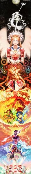 Tags: Anime, pt0317, Bishoujo Senshi Sailor Moon, Sailor Pluto, Meiou Setsuna, Prince Endymion, Sailor Vesta, Sailor Uranus, Mizuno Ami, Palla Palla, Chibiusa, Sailor Neptune, Kaiou Michiru, Pretty Guardian Sailor Moon