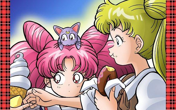 Tags: Anime, Pixiv Id 4682741, Bishoujo Senshi Sailor Moon, Chibiusa, Tsukino Usagi, Diana (Sailor Moon), Fanart, Wallpaper, Fanart From Pixiv, Pixiv, Pretty Guardian Sailor Moon