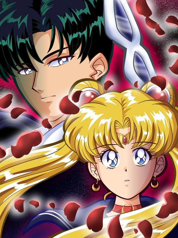 Tags: Anime, Pixiv Id 4682741, Bishoujo Senshi Sailor Moon, Sailor Moon (Character), Tuxedo Kamen, Tsukino Usagi, Chiba Mamoru, Fanart, Fanart From Pixiv, Pixiv, Pretty Guardian Sailor Moon