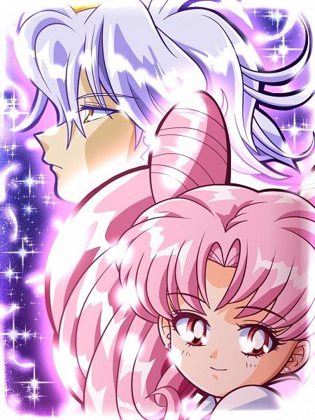Tags: Anime, Pixiv Id 4682741, Bishoujo Senshi Sailor Moon, Helios, Chibiusa, Fanart From Pixiv, Fanart, Pixiv, Pretty Guardian Sailor Moon