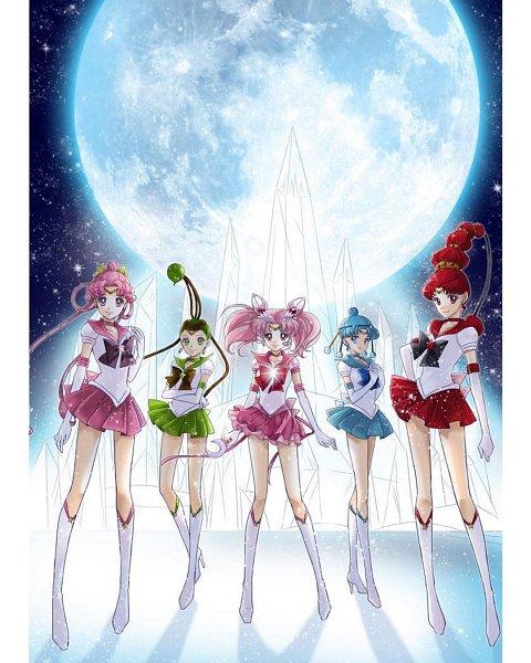 Tags: Anime, Hanarain, Bishoujo Senshi Sailor Moon, Sailor Vesta, Sailor Chibi Moon, Ves Ves, Chibiusa, Sailor Juno, Jun Jun, Sailor Pallas, Cere Cere, Sailor Ceres, Palla Palla, Pretty Guardian Sailor Moon