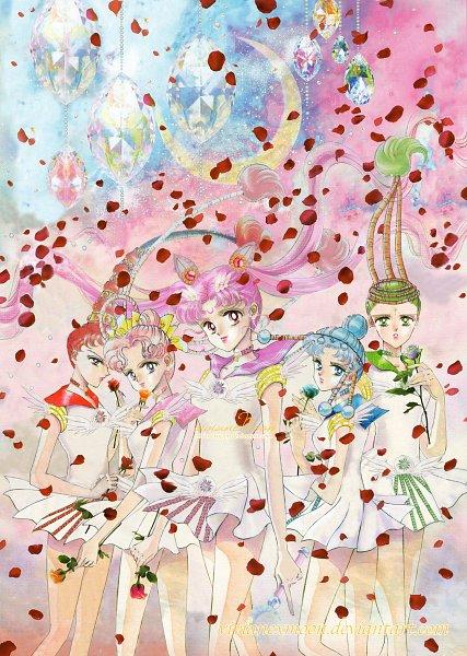 Tags: Anime, Ohtoriart, Bishoujo Senshi Sailor Moon, Sailor Ceres, Palla Palla, Sailor Vesta, Sailor Chibi Moon, Ves Ves, Chibiusa, Sailor Juno, Jun Jun, Sailor Pallas, Cere Cere, Pretty Guardian Sailor Moon