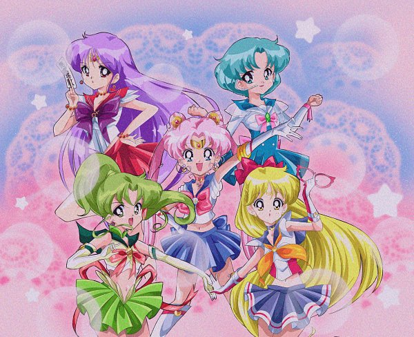 Tags: Anime, Shunciwi, Bishoujo Senshi Sailor Moon, Sailor Jupiter, Sailor Mercury, Kino Makoto, Sailor Moon (Character), Sailor Mars, Aino Minako, Hino Rei, Sailor Venus, Mizuno Ami, Tsukino Usagi, Pretty Guardian Sailor Moon