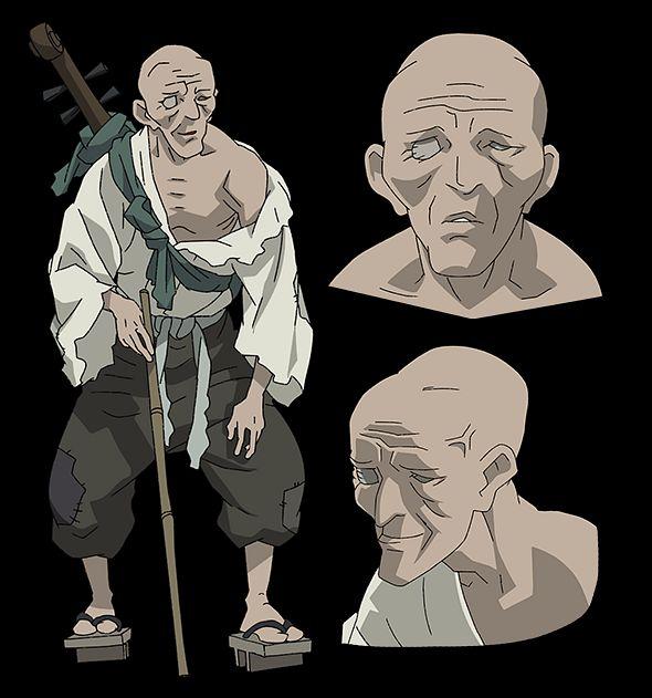 Biwamaru - Dororo (Manga)