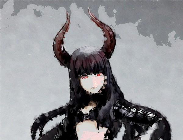 Tags: Anime, Black★Rock Shooter, Black★Gold Saw