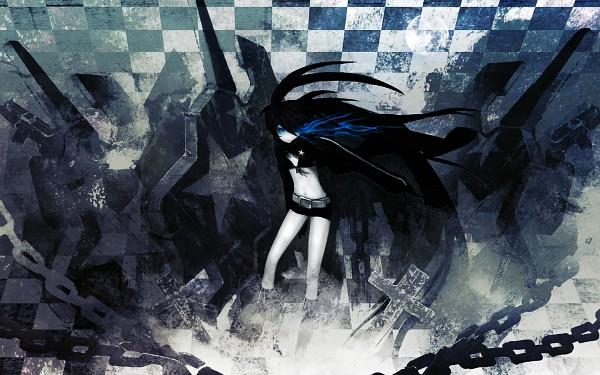 Tags: Anime, Black★Rock Shooter, Black★Rock Shooter (Character), Wallpaper