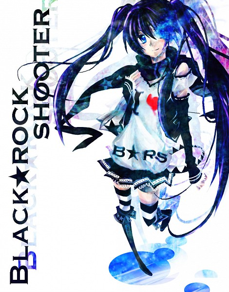 Tags: Anime, Pixiv Id 966231, Black★Rock Shooter, Black★Rock Shooter (Character)