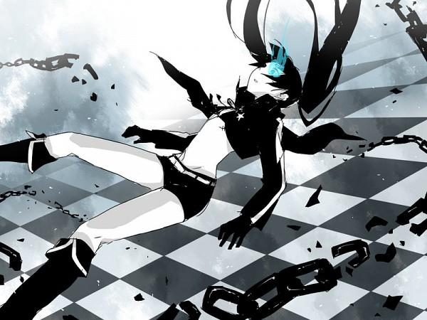 Tags: Anime, Catgirl0926 (Artist), Black★Rock Shooter, Black★Rock Shooter (Character)