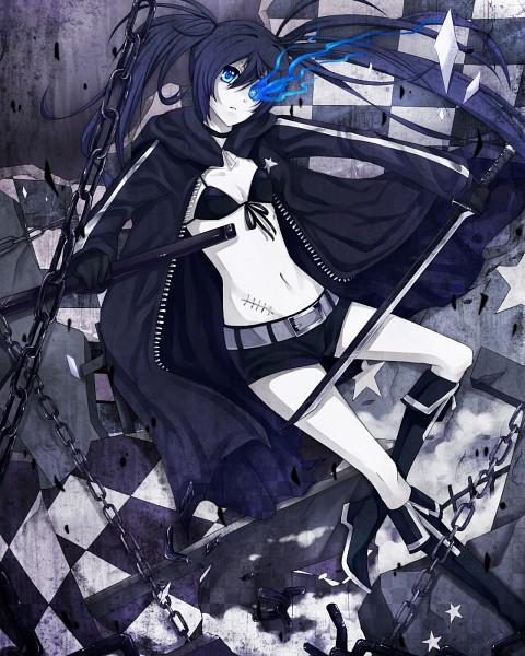 Tags: Anime, Allenkung1, Black★Rock Shooter, Black★Rock Shooter (Character)