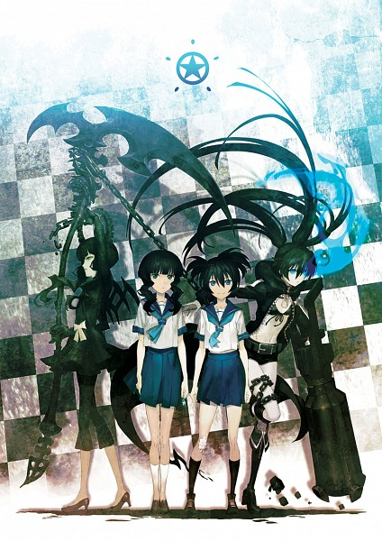 Black★Rock Shooter - Huke