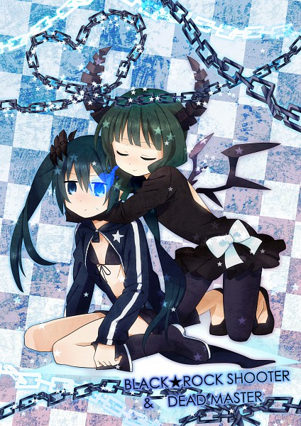 Tags: Anime, Black★Rock Shooter, Dead Master, Black★Rock Shooter (Character)