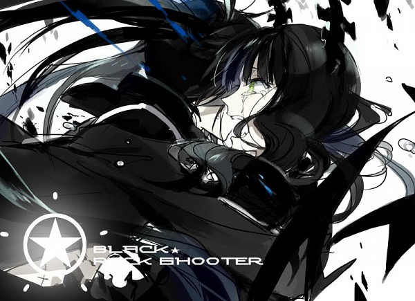 Tags: Anime, STAR Shadow Magician, Black★Rock Shooter, Black★Rock Shooter (Character), Dead Master, Fanart, Pixiv, Replacement Request