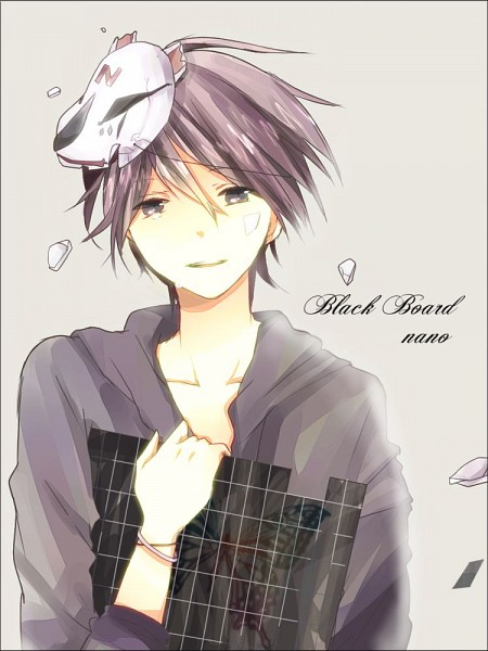 Tags: Anime, Hachi8382, Nano (Nico Nico Singer), Black Board (Song), Pixiv, Fanart, Fanart From Pixiv, Nico Nico Singer