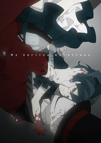 Tags: Anime, Pixiv Id 6466, Black Bullet, Hiruko Kohina, Hiruko Kagetane, Mobile Wallpaper