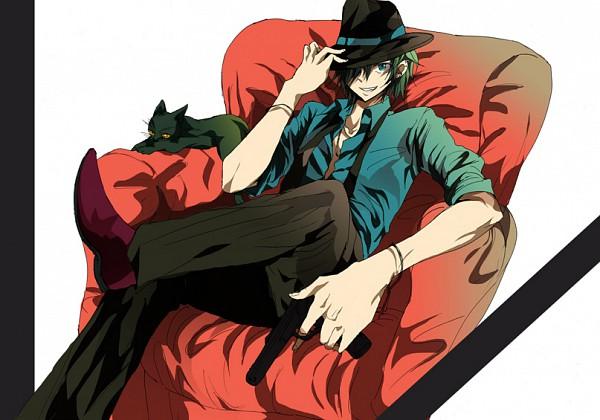 Black Cat (Series) - Yabuki Kentarou