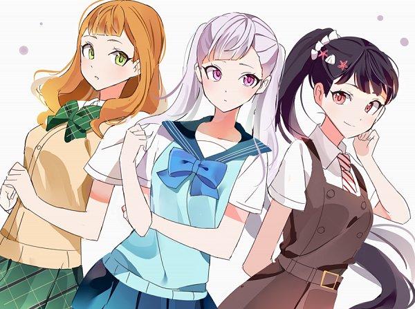 Tags: Anime, joman, Black Clover, Kahono, Mimosa Vermillion, Noelle Silva, Pixiv