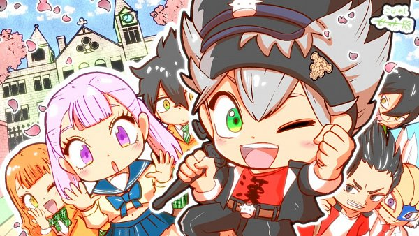 Black Clover Image #2989938 - Zerochan Anime Image Board