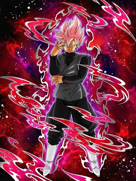 Tags: Anime, DRAGON BALL SUPER, DRAGON BALL, Black Goku, Super Saiyan God, Super Saiyan