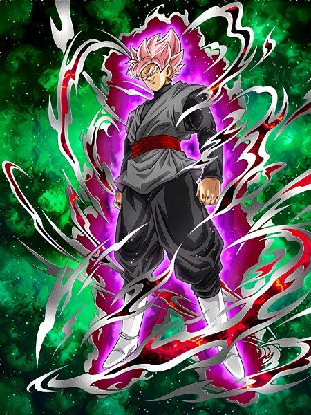 Tags: Anime, DRAGON BALL SUPER, Black Goku