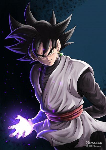 Tags: Anime, Pixiv Id 22358701, DRAGON BALL SUPER, Black Goku