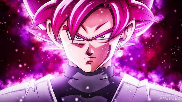 Tags: Anime, DRAGON BALL SUPER, Black Goku, Wallpaper