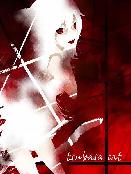 Tags: Anime, Pixiv Id 3959928, Monogatari, Black Hanekawa, Hanekawa Tsubasa