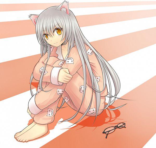 Tags: Anime, Pixiv Id 2186496, Monogatari, Hanekawa Tsubasa, Black Hanekawa