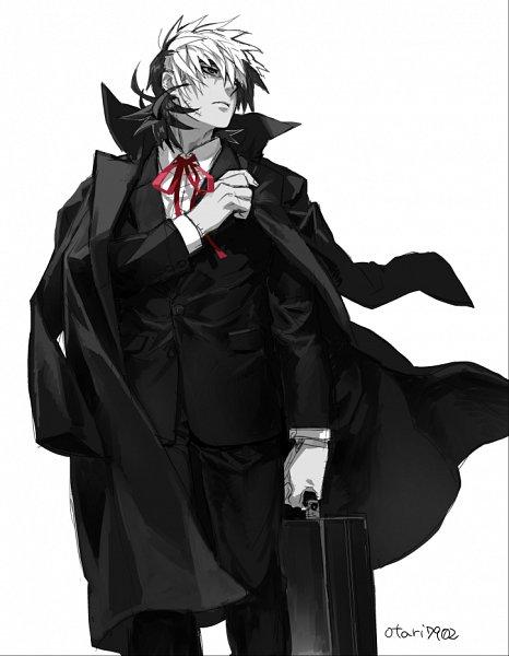 Tags: Anime, Meka, Black Jack, Black Jack (Character), Fanart From Pixiv, Pixiv, Fanart